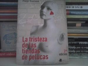 Foto: La segunda edición de La tristeza de las tiendas de pelucas, finalista del Premio Setenil, ya en la calle