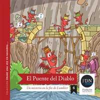 El puente del diablo. Un misterio de la foz de Lumbier (Diario de Navarra, 2012)