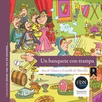 Un banquete con trampa. Ana Velasco y el castillo de Marcilla (Diario de Navarra, 2012)