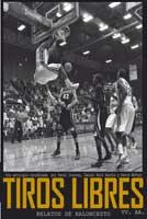 Tiros libres. Relatos de baloncesto (Lupercalia, 2014)